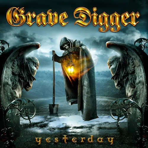 Grave Digger — Yesterday EP (2006)