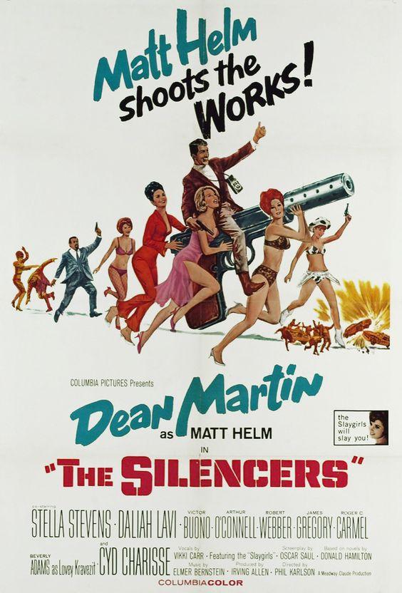 Фильм «Глушители» (1966)