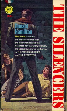 Дональд Гамильтон — Чистильщики (1962)