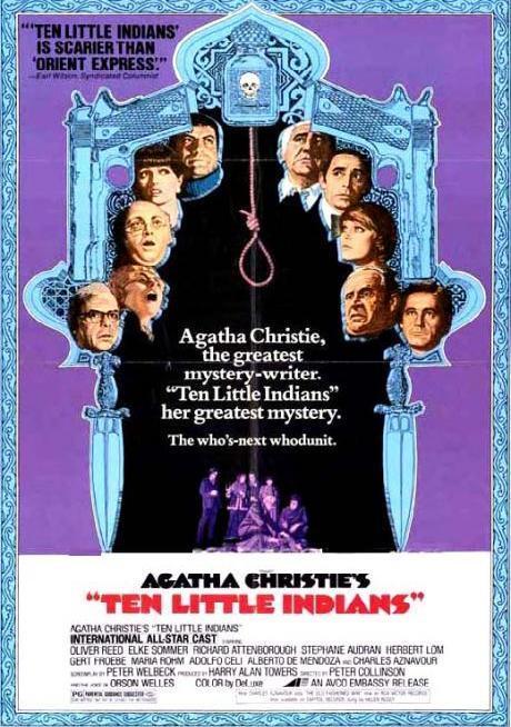 Фильм «Десять негритят» (1974)