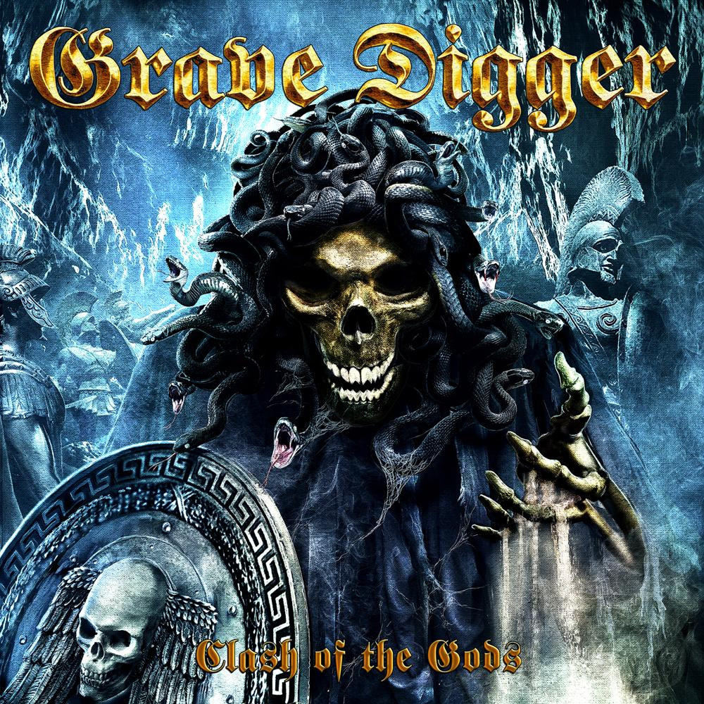 Grave Digger — Clash of the Gods (2012)