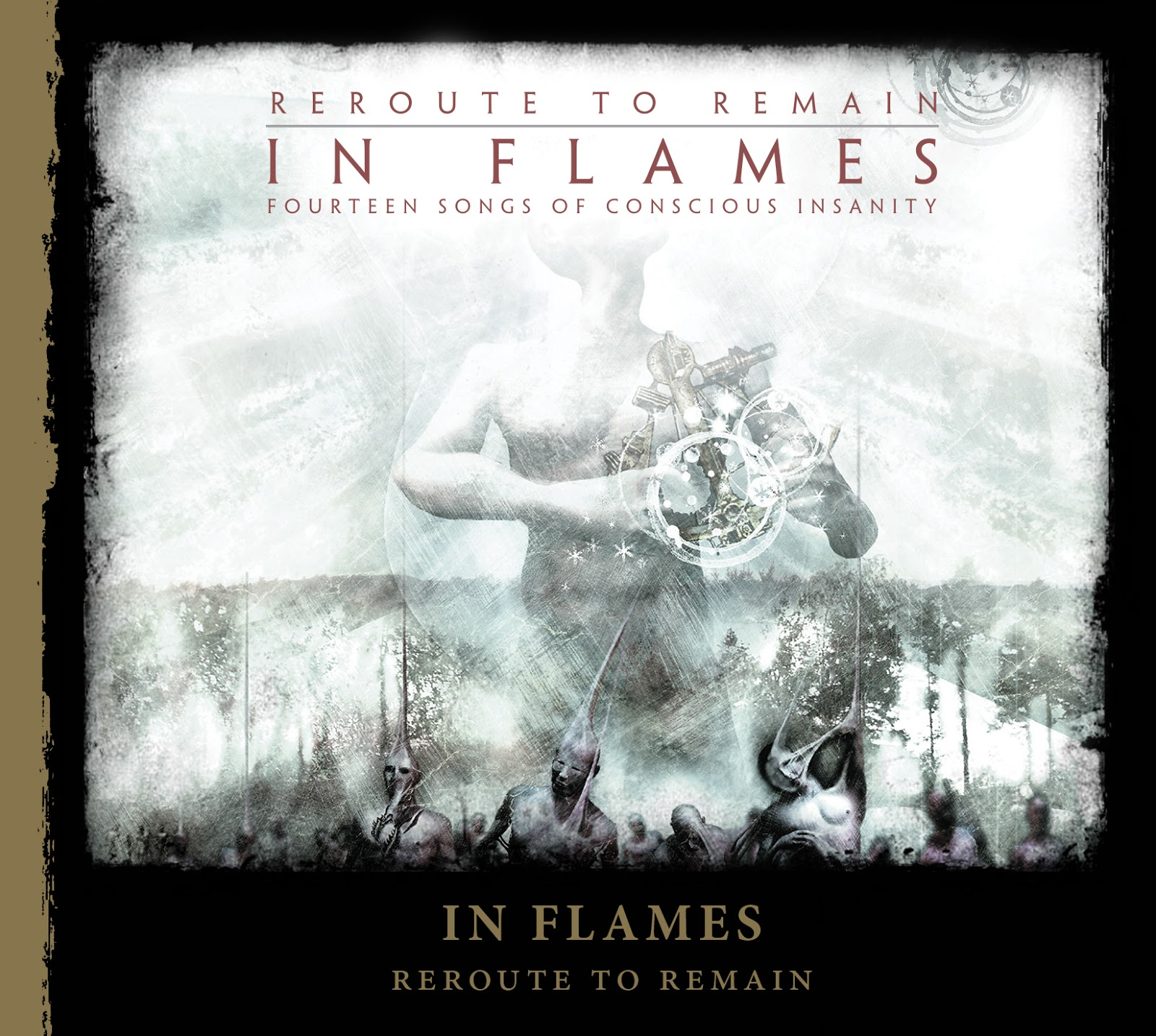 In Flames — Reroute To Remain (2002)