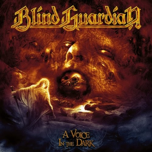 Blind Guardian — A Voice In The Dark CDS (2010)