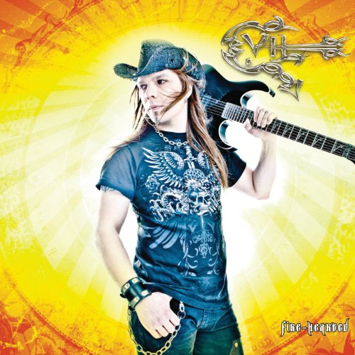 Elias Viljanen — Fire-Hearted (2009)