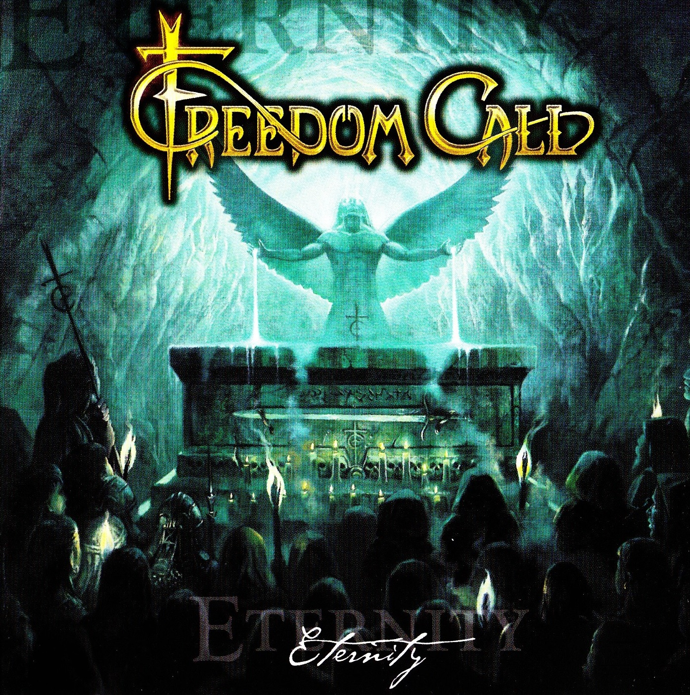 Freedom Call — Eternity (2002)