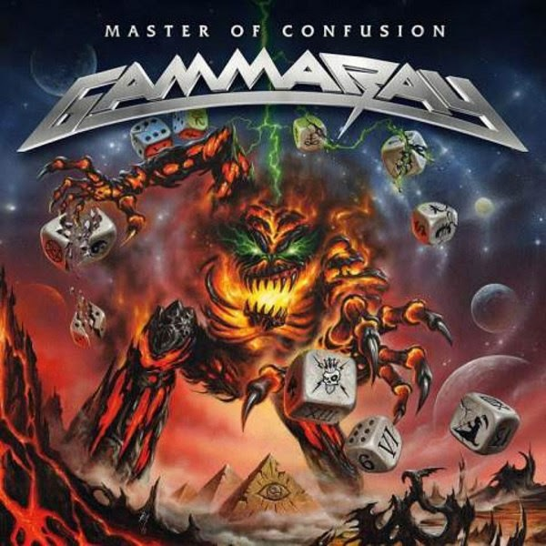 Gamma Ray — Master Of Confusion EP (2013)