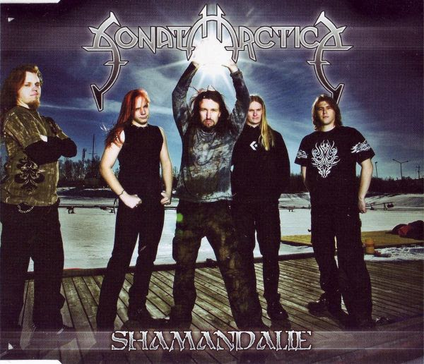 Sonata Arctica — Shamandalie (Single) (2004)