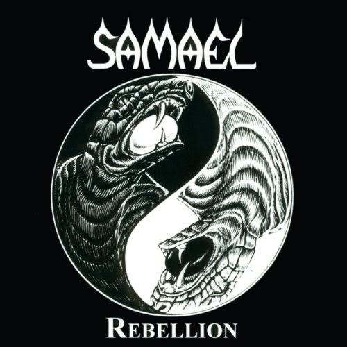 Samael — Rebellion EP (1995)