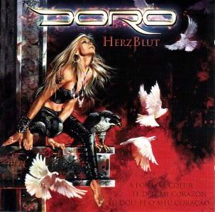 Doro — Herzblut EP (2008)