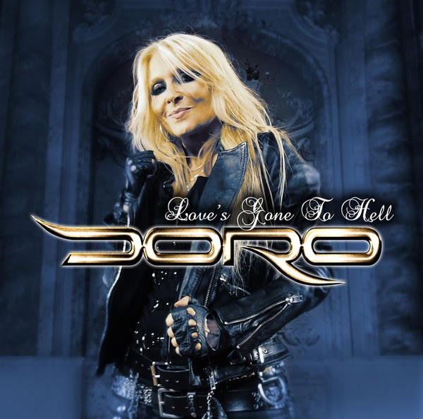 Doro — Love's Gone To Hell EP (2016)