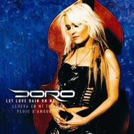Doro — Let Love Rain On Me EP (2004)