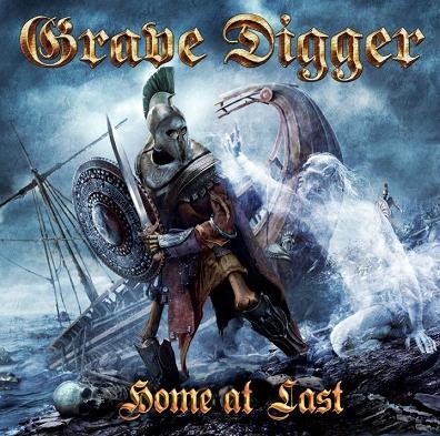 Grave Digger — Home at Last EP (2012)