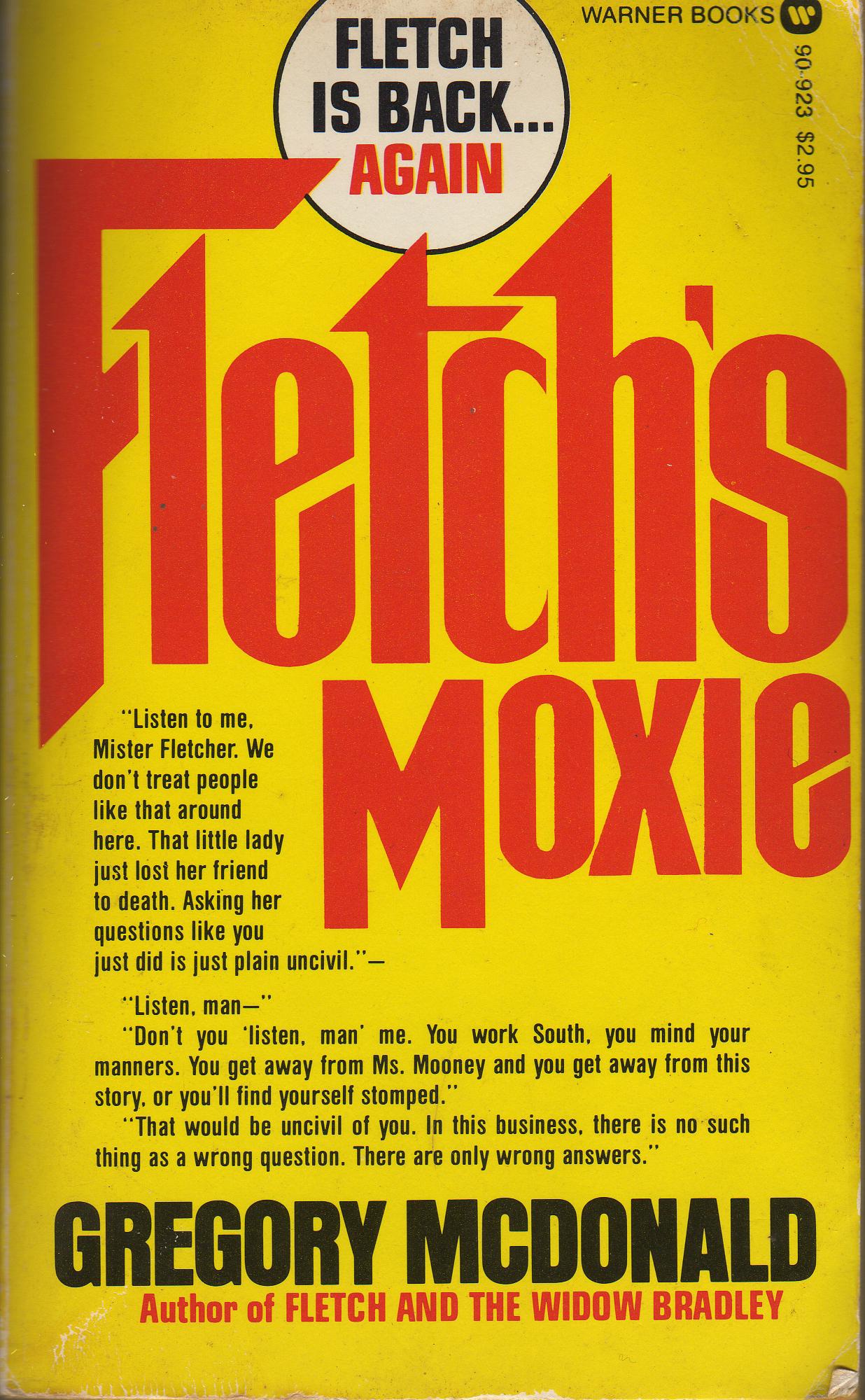 Грегори Макдональд — Флетч и Мокси (1982)