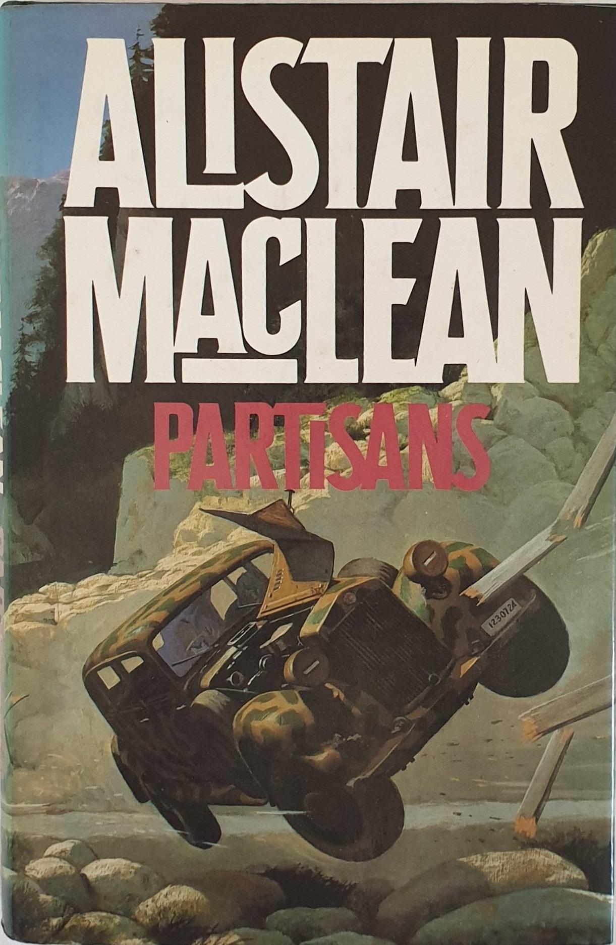 Алистер Маклин — Партизаны (1982)