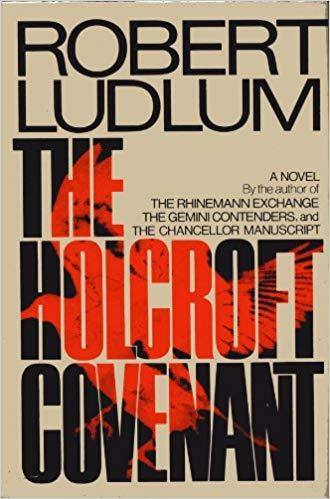 Роберт Ладлэм — Завет Холкрофта (1978)
