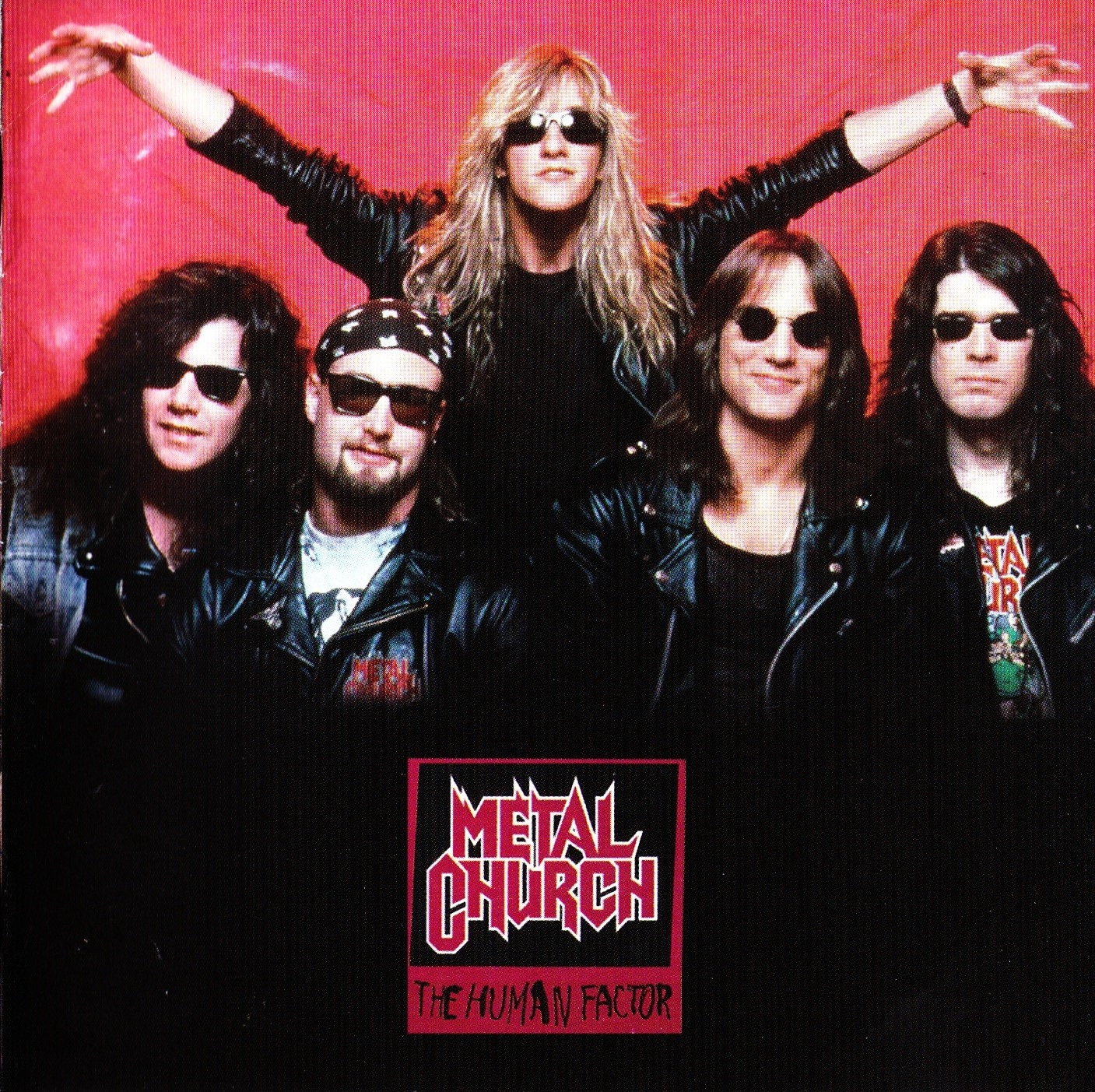 Metal Church — The Human Factor (1991)