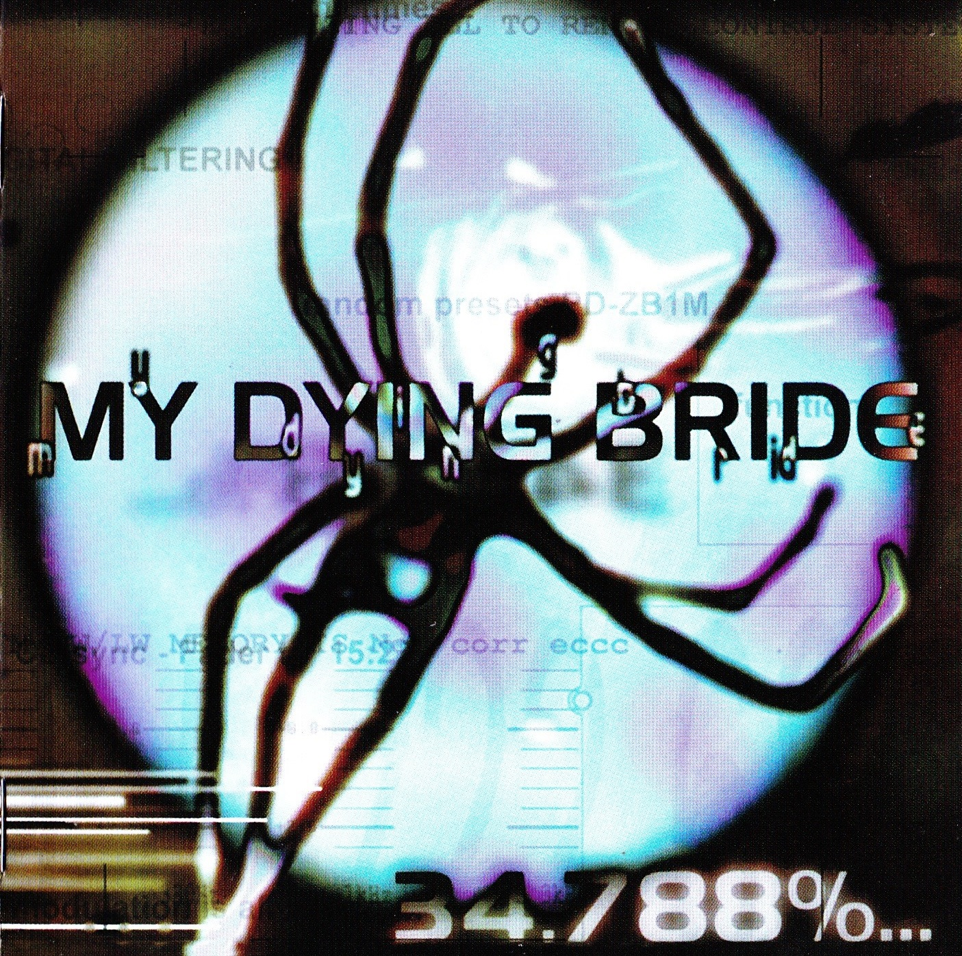 My Dying Bride — 34.788% … Complete (1998)