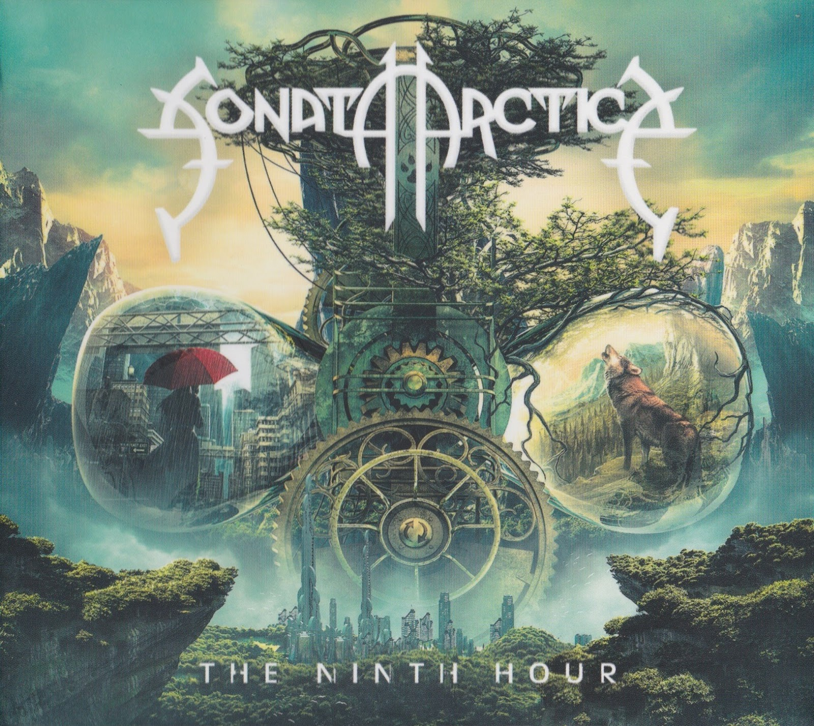 Sonata Arctica — The Ninth Hour (2016)