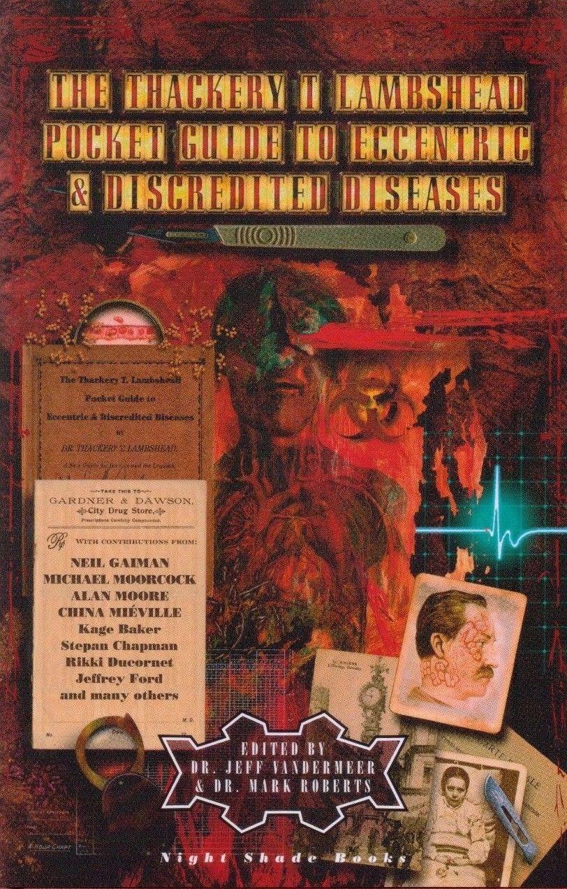 Чайна Мьевиль — Статья из медицинской энциклопедии (2003)