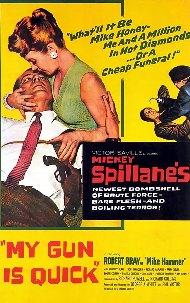 Фильм «Мой револьвер быстр» (1957)