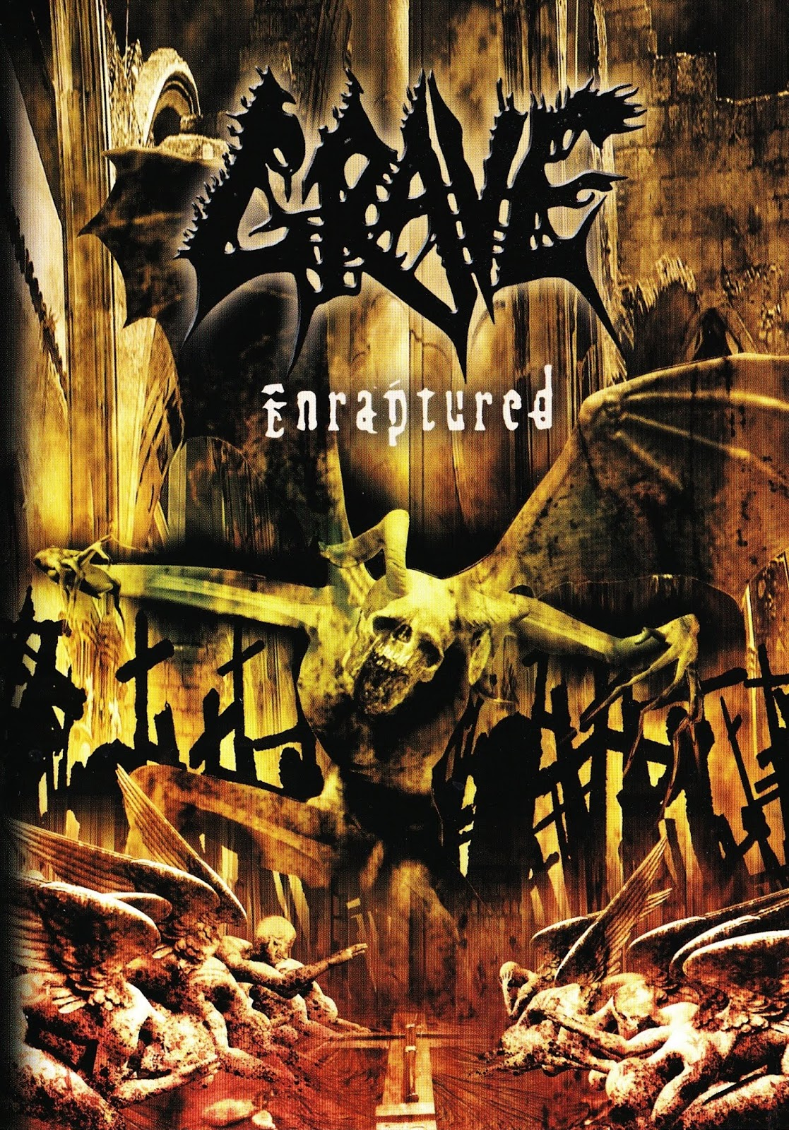 Grave — Enraptured DVD (2006)