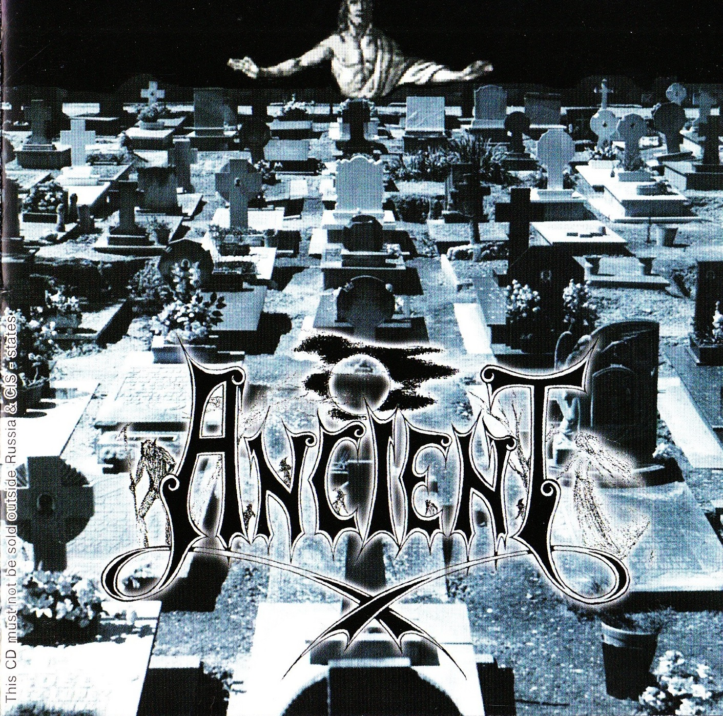 Ancient — God Loves The Dead EP (2001)