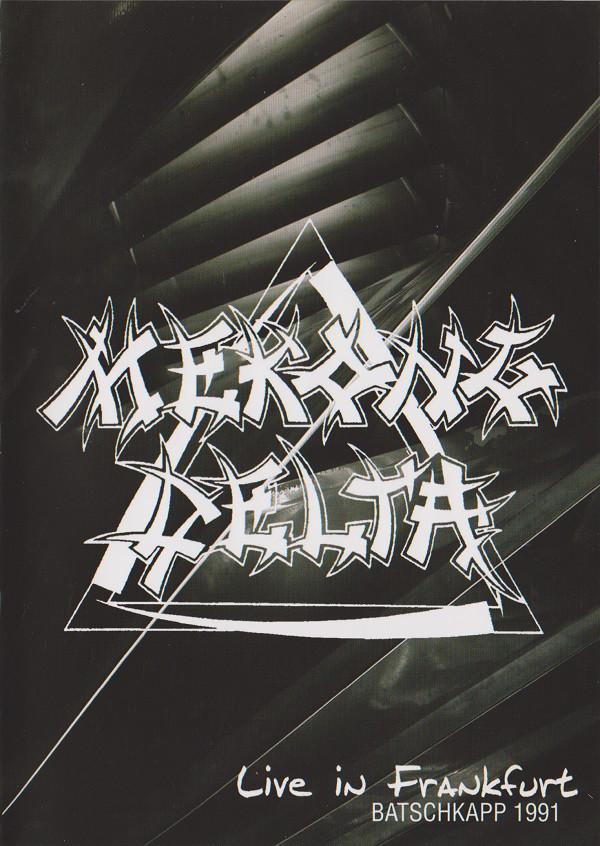 Mekong Delta — Live In Frankfurt — Batschkapp 1991 (2007)