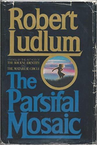 Роберт Ладлэм — Мозаика Парсифаля (1982)