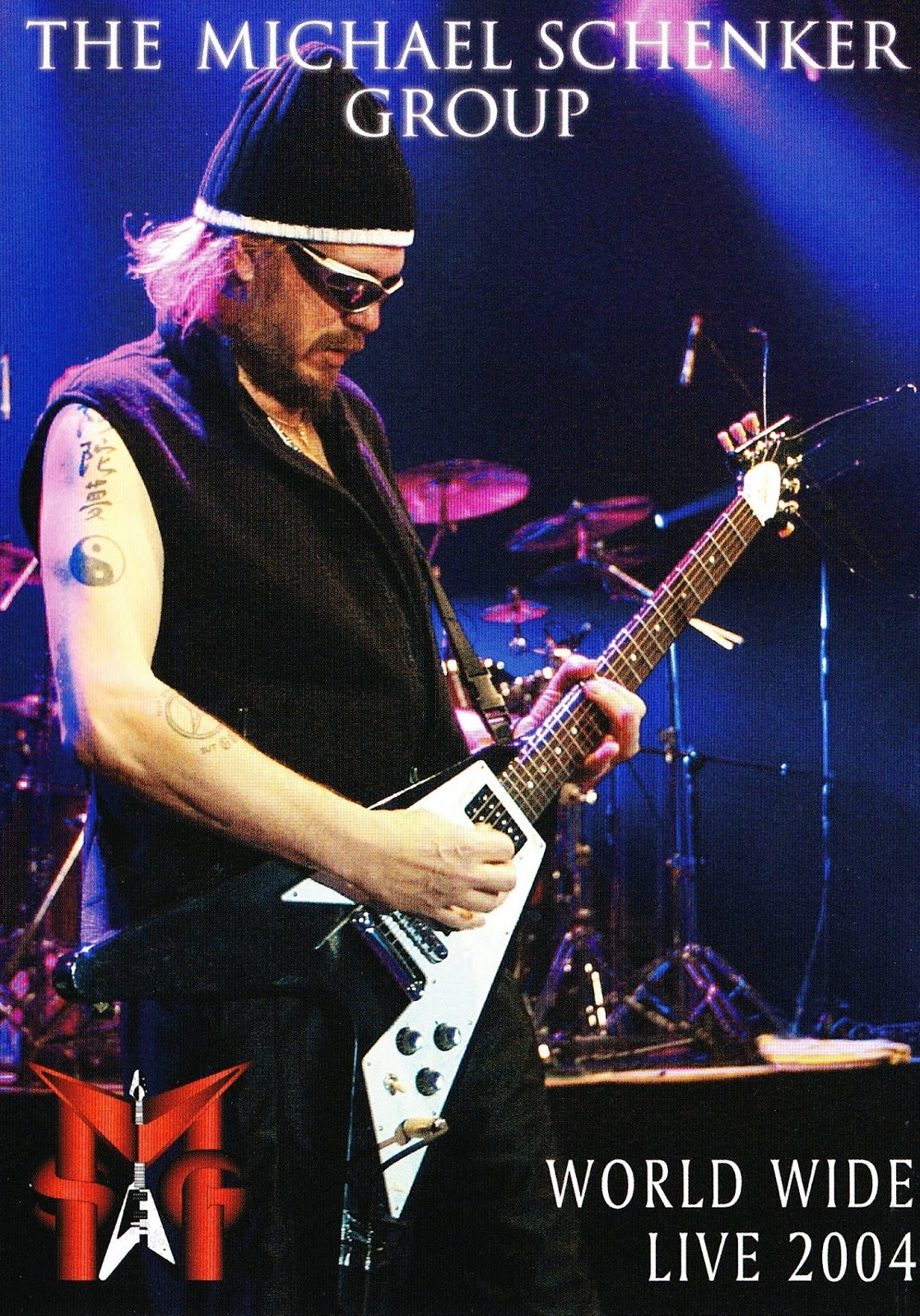 The Michael Schenker Group — World Wide Live 2004 (2004)