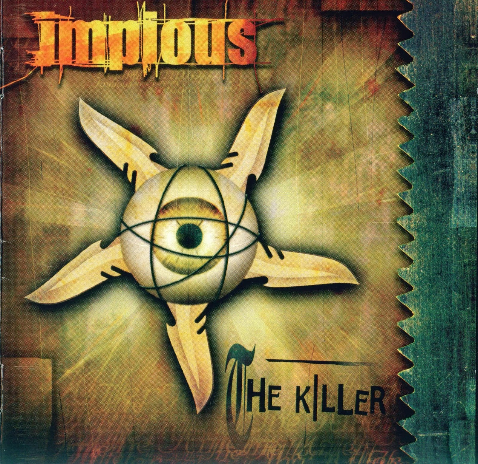 Impious — The Killer (2002)