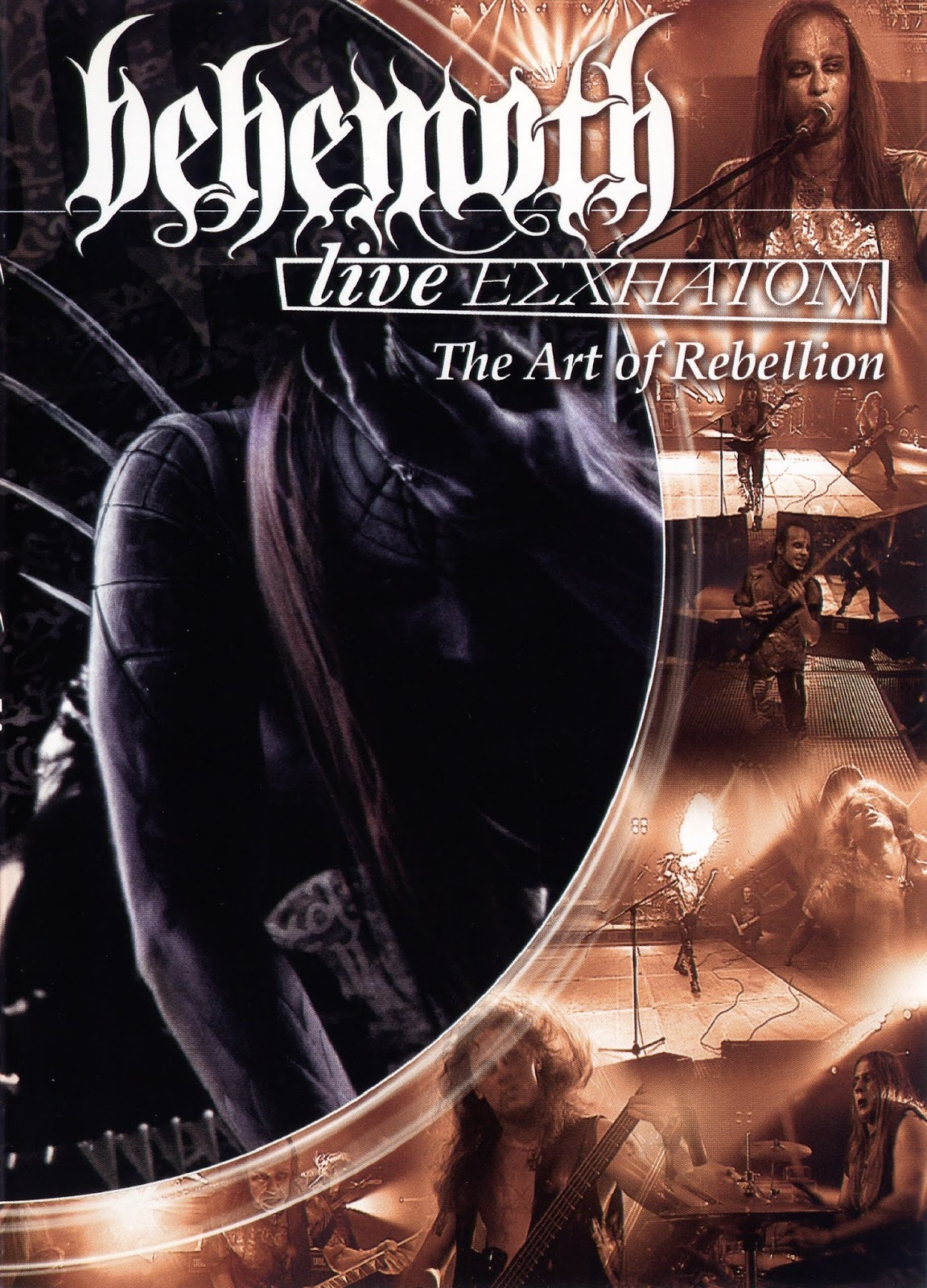 Behemoth — Live Eschaton… The Art of Rebellion DVD (2000)