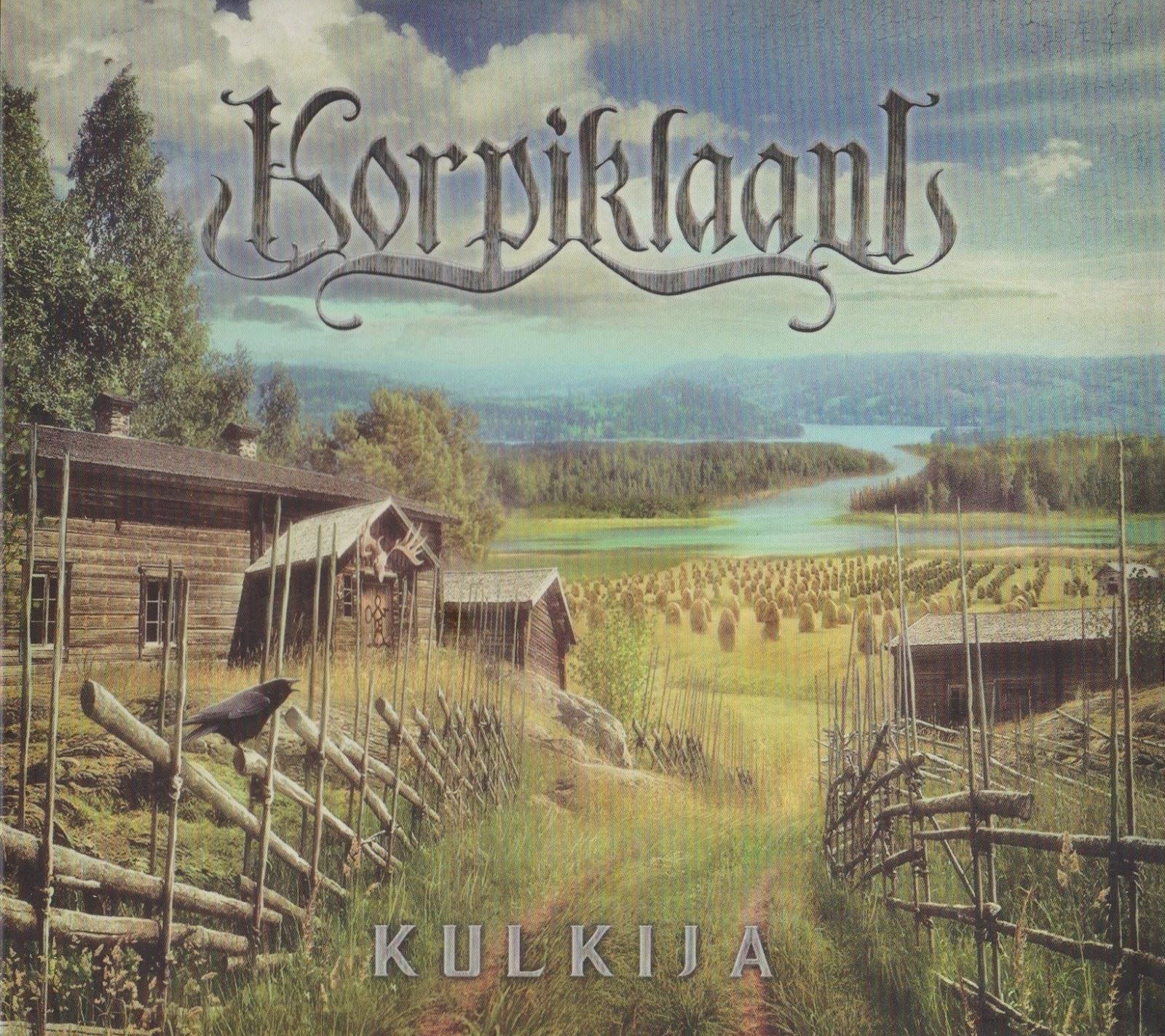 Korpiklaani — Kulkija (2018)