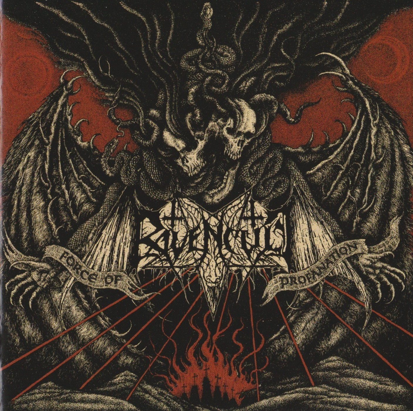 Ravencult — Force of Profanation (2016)