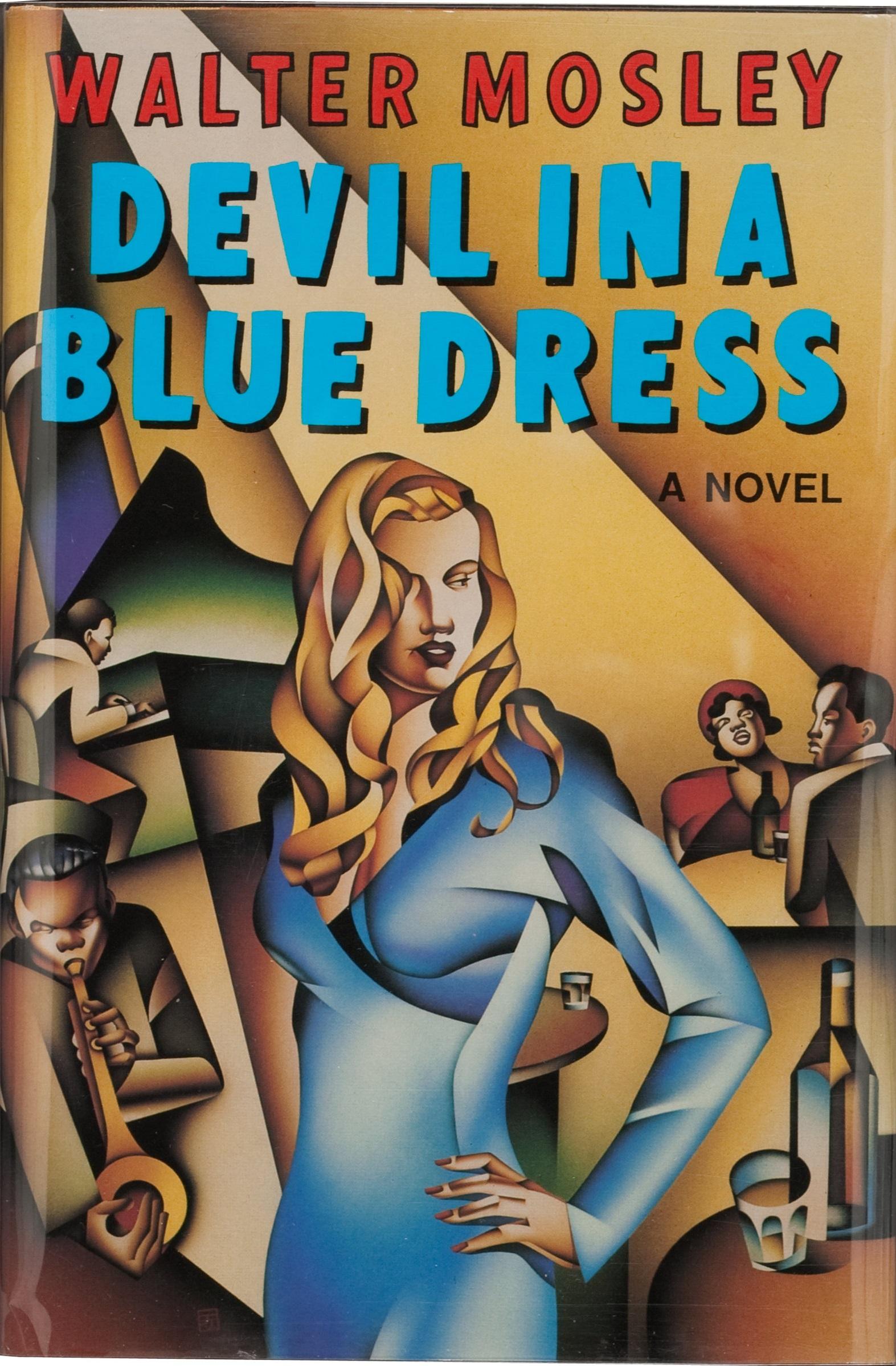 Уолтер Мосли — Дьявол в синем (1990)