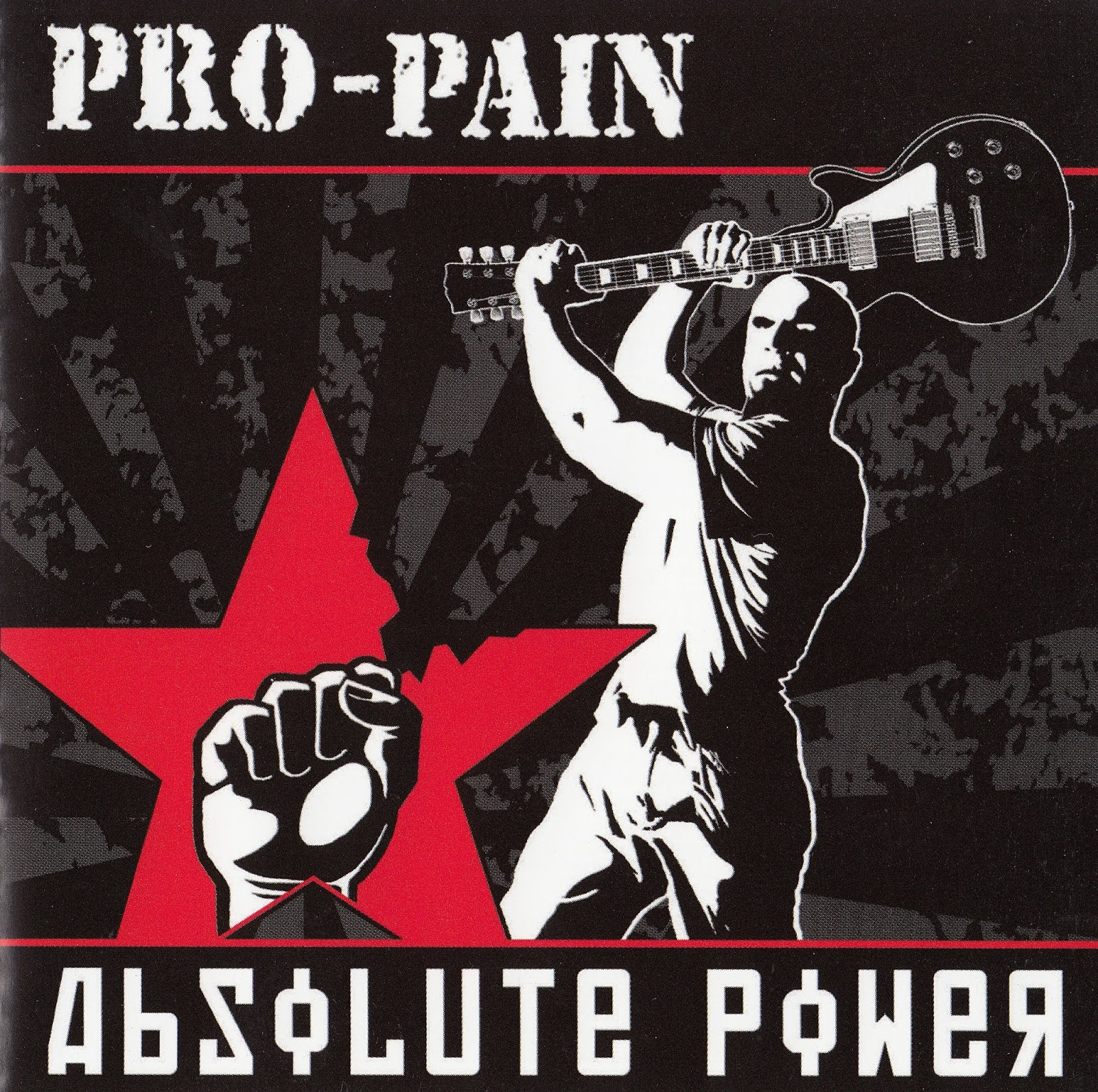 Pro-Pain — Absolute Power (2010)