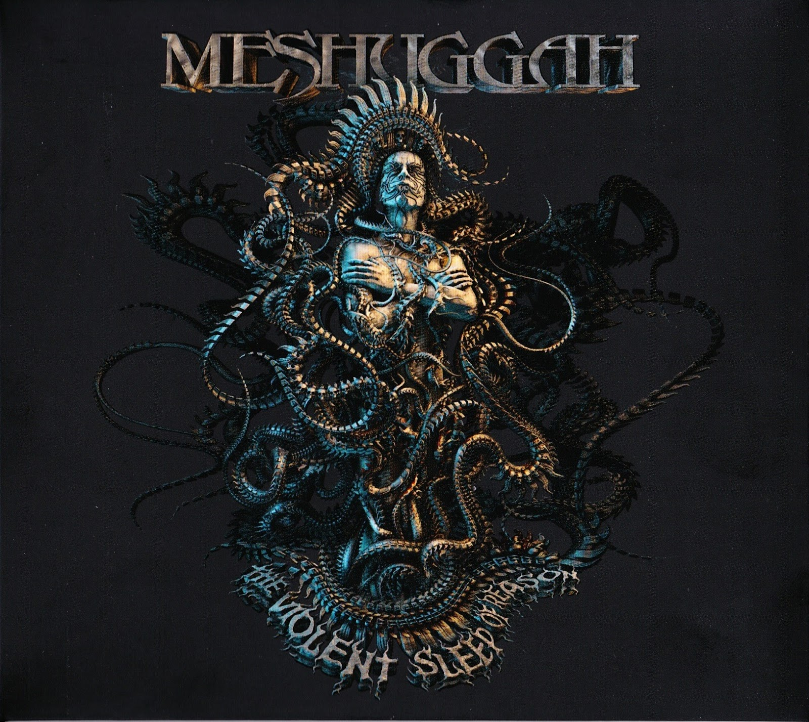 Meshuggah — The Violent Sleep of Reason (2016)