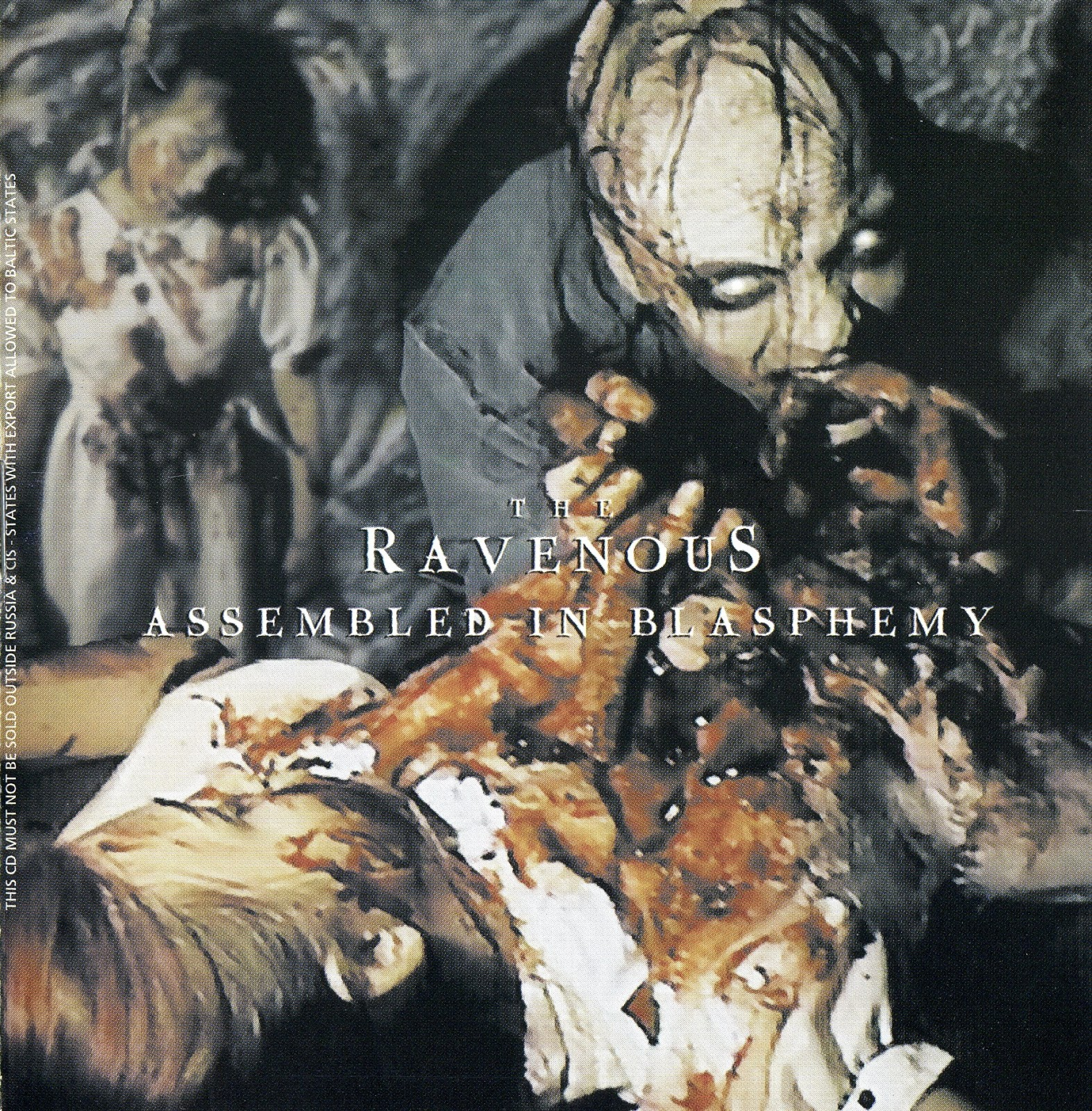 The Ravenous — Assembled In Blasphemy (2000)