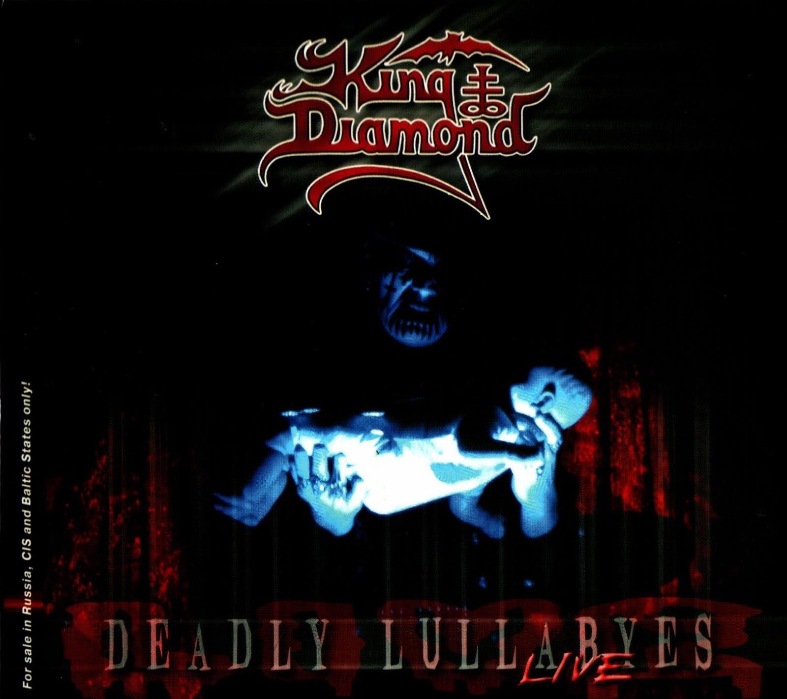 King Diamond — Deadly Lullabyes — Live (2004)