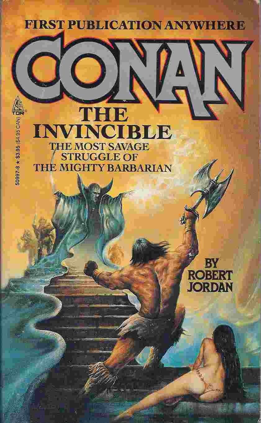 Роберт Джордан — Черный камень Аманара (1982)