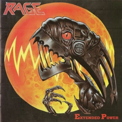 Rage — Extended Power EP (1991)