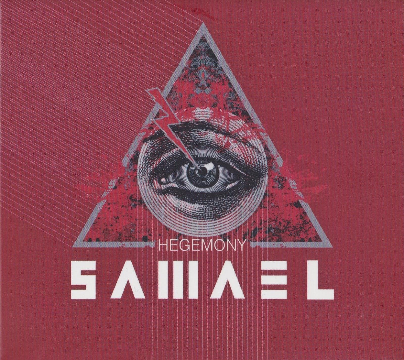 Samael — Hegemony (2017)