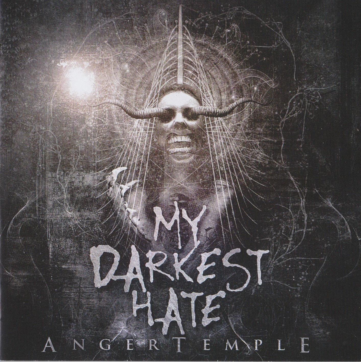 My Darkest Hate — Anger Temple (2016)