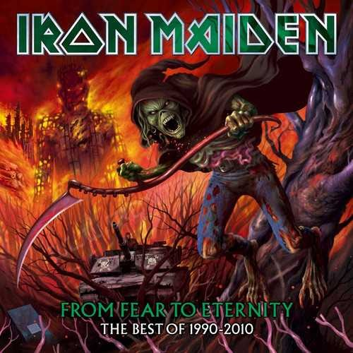 Iron Maiden — From Fear to Eternity: The Best of 1990-2010 (2011)