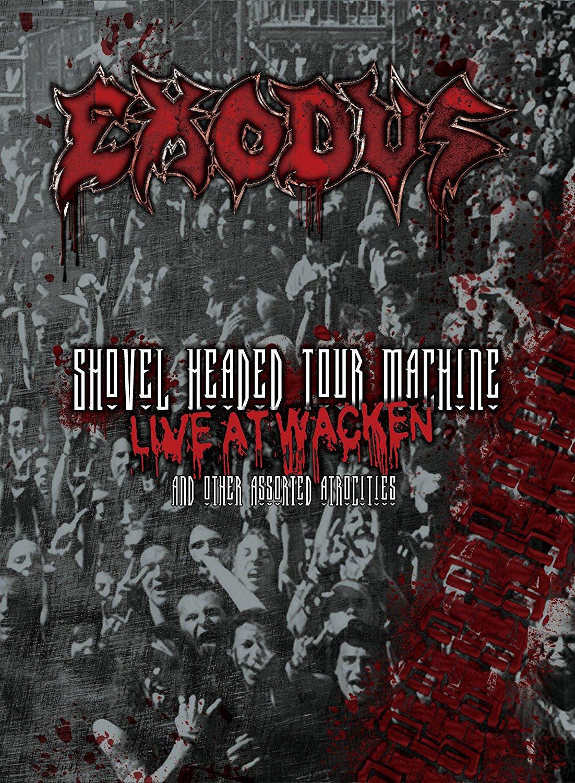 Exodus — Shovel Headed Tour Machine DVD (2010)