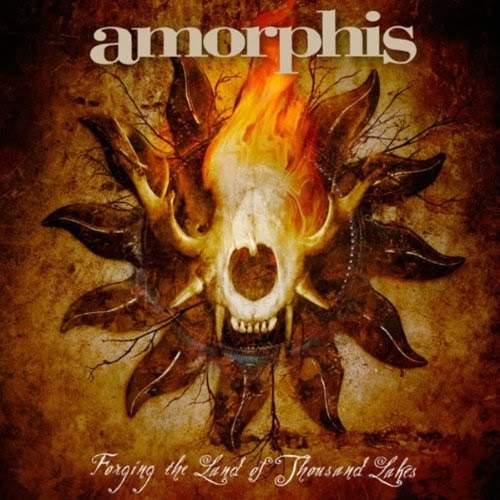Amorphis — Forging The Land Of Thousand Lakes (2010)