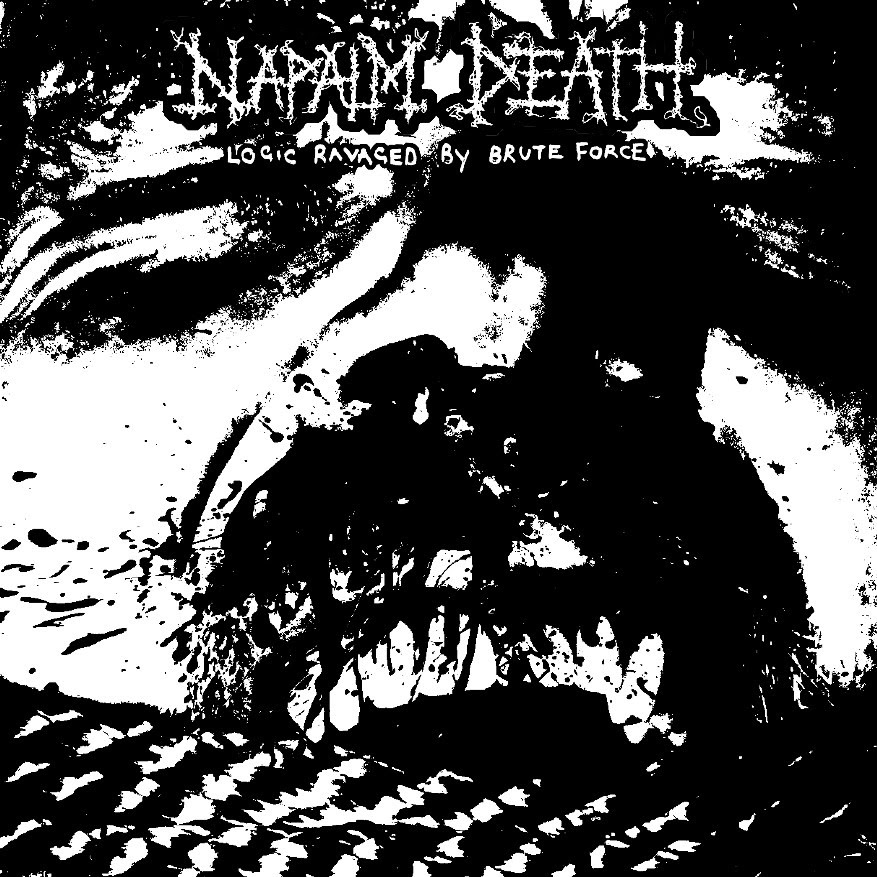 Napalm Death — Logic Ravaged by Brute Force EP (2020)