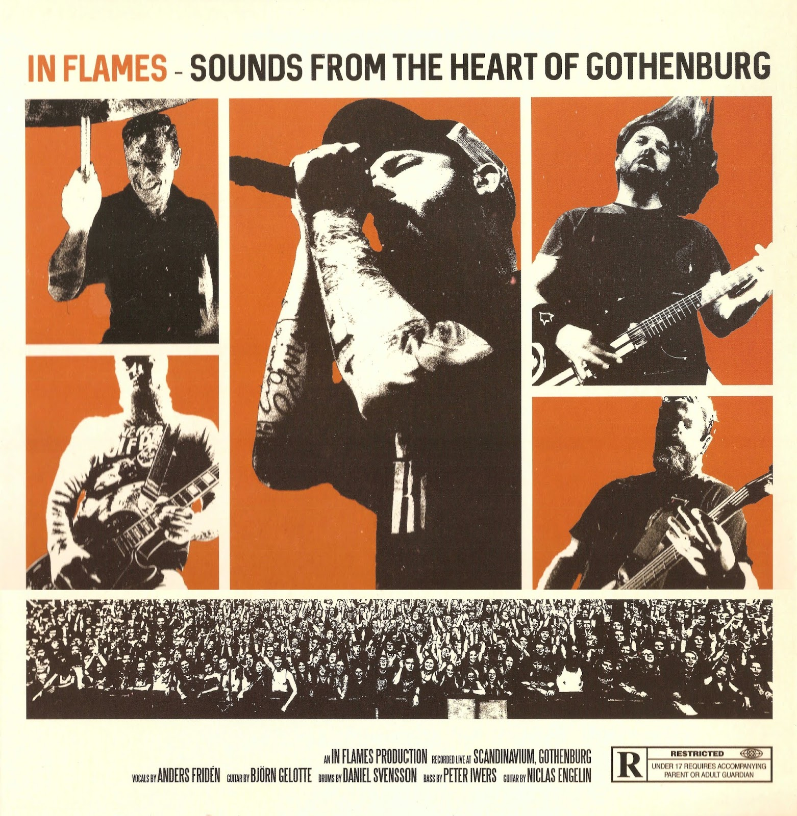 In Flames — Sounds From the Heart of Gothenburg (2016)