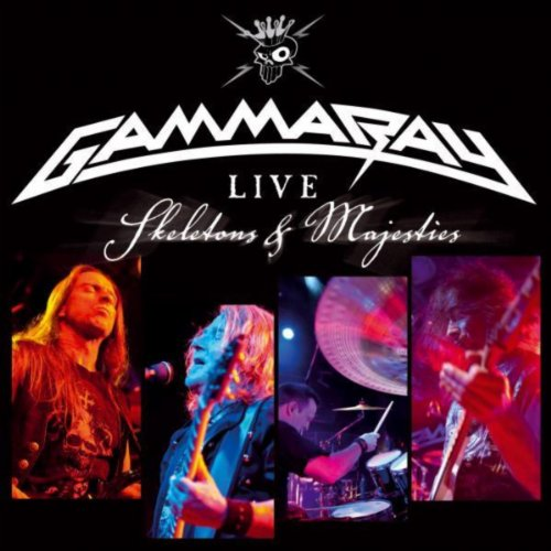 Gamma Ray — Skeletons & Majesties — Live (2012)