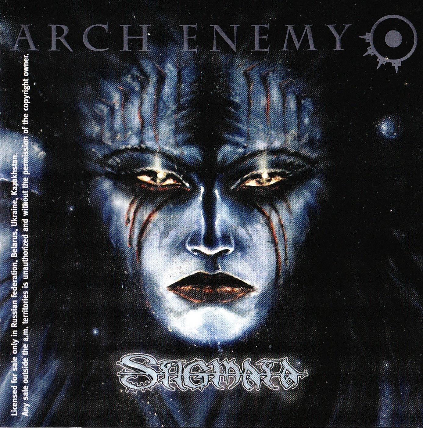 Arch Enemy — Stigmata (1998)