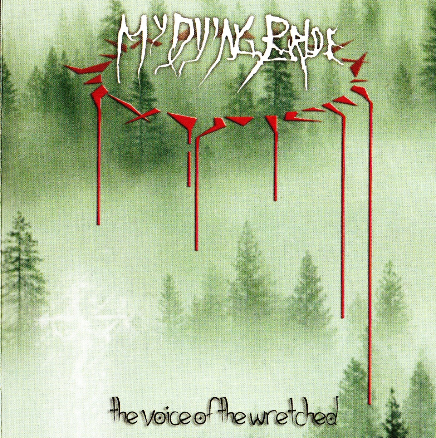 My Dying Bride — The Voice Of The Wretched (2002)
